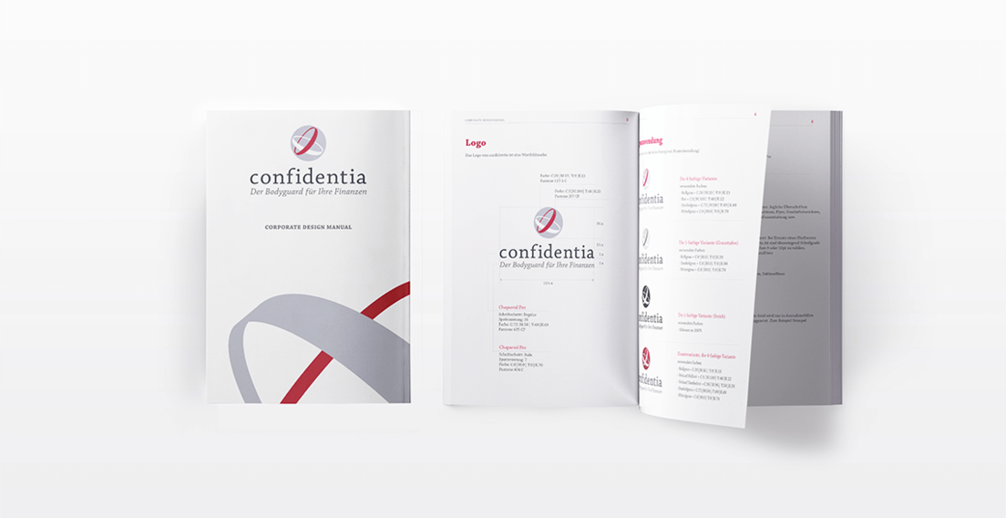 confidentia Inkasso, Corporate Manual