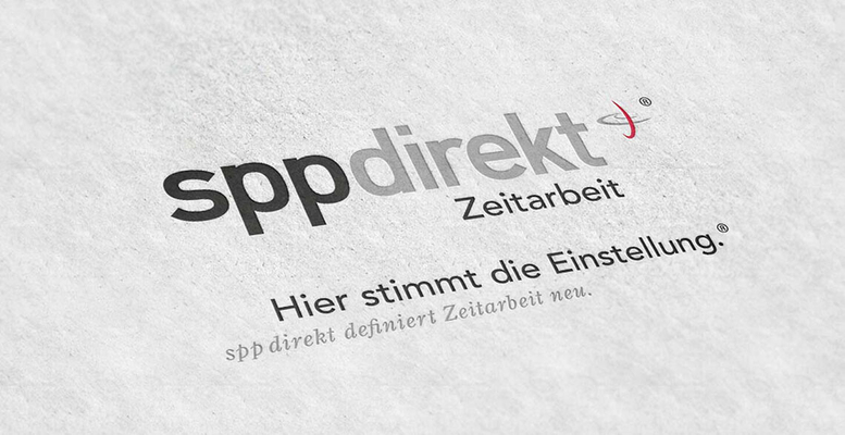 spp direkt Corporate Design